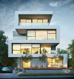 CGarchitect - Professional 3D Architectural Visualization User Community   6 Queens #architeture #arquitetura #pin_it @mundodascasas See more here: www.mundodascasas.com.br