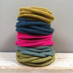DIY Baladeuse en laine