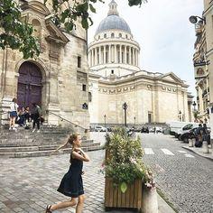 Paris, France... par @yesmyfriend •