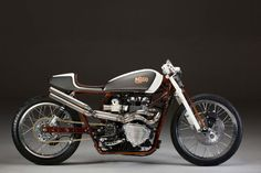 Don't Stare Too Long at This Custom-Built Triumph Bonneville | Airows