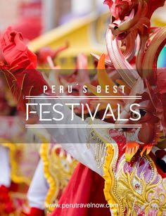 Travel Peru l Peru Best's Festivals l @perutravelnow