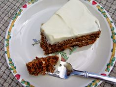 Skinny GF Chef : Skinny Gluten Free Low Glycemic Carrot Cake, grain free