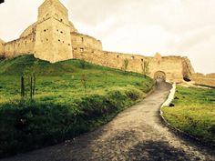 Cetatea Rupea.