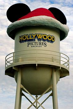 Earful Tower | Earful Tower at Disney's California Adventure | Flickr - Photo Sharing ...