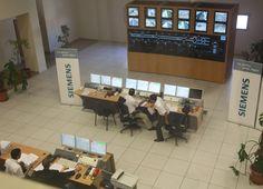 CCO Argélia - Fornecido pela Siemens, usa CBTC