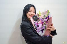 Yoona, Korean Beauty, True Beauty, Floral Tie, Actors & Actresses, Kdrama, Bouquet, Park, Chic
