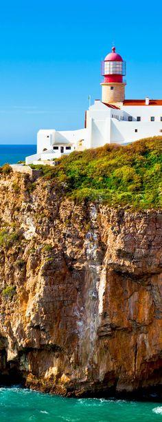 Lighthouse of Cabo Sao Vicente, Sagres, Portugal - Farol do Cabo Sao Vicente…