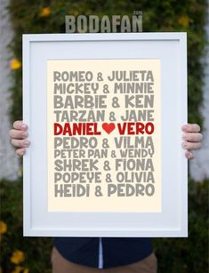 View our exciting items for your own personal lover which will all show her how much individuals concern! Wedding Gifts, Our Wedding, Ideas Aniversario, Diy Cadeau, Gifts For Your Boyfriend, Boyfriend Presents, Girlfriend Gift, Idee Diy, Ideas Para Fiestas