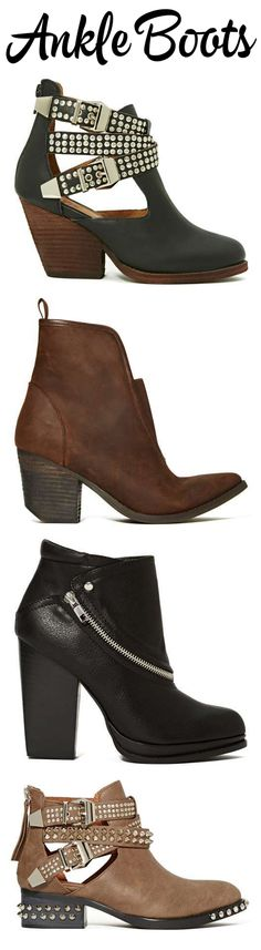 Awesome Ankle Boots