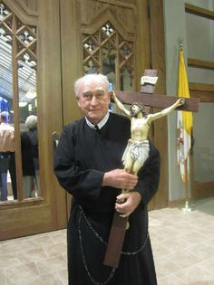 Fr. Pablo Straub is a Redemptorist mission priest, author, and founder of two religious communities, the Consecrates of the Most Holy Savior, for men and for women.