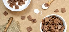 Domácí Cini minis - Recept na nejen Paleo snadno Cini Minis, Ketogenic Diet, Dog Food Recipes, Smoothie, Cereal, Low Carb, Sweets, Breakfast, Healthy