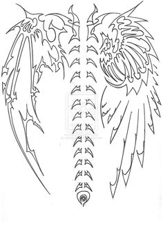 angels and demons drawings - Google Search