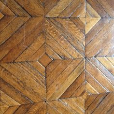 Parisian Parquet floors
