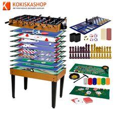 Multifunkční herní stůl 15 v 1 Advent Calendar, Holiday Decor, Home Decor, Decoration Home, Room Decor, Interior Decorating
