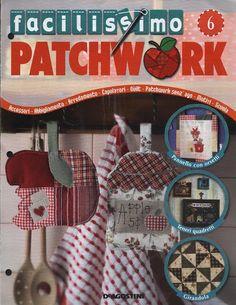 facilissimo6 - Marilaine Rebesco - Álbumes web de Picasa Book And Magazine, Free Magazines, Sewing Magazines, Patchwork Bags, Patchwork Ideas, Revista Magazine, How To Make Purses, Book Quilt, Irish Crochet