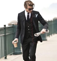 GentleMan Style How to Fit a Suit