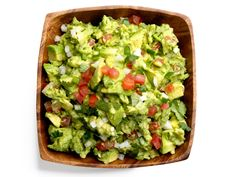 Perfect Guacamole : Use Haas avocados for this perfect guac — they're extra rich and creamy!