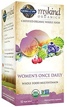 Garden of Life Organic Prenatal Vitamin - mykind One of the very best whole-foods prenatal vitamins! Prenatal Whole Food Multivitamin Supplement, Vegan, 180 Tablets Good Multivitamin For Women, Whole Food Multivitamin, Multivitamin Tablets, Multivitamin Supplements, Best Multivitamin, Calcium Supplements, Calcium Magnesium, Whole Food Vitamins, Whole Foods