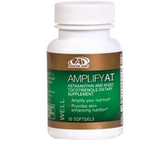 Amplify A.T. - Powerful antioxidant.  Combines astaxanthin w/ tocotrienols.  Promotes, healthy heart, skin, joints, vision and muscle recover.    www.advocare.com/121029811