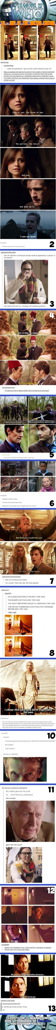 The last one will get me every time... I love 10 and he'll always be my favourite! :'(