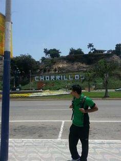 Acabo de compartir la foto de JOEL PAULINO que representa a: Chorrillos