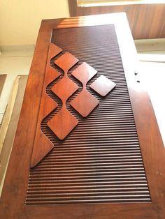 House Main Door Design, Flush Door Design, Main Entrance Door Design, Wooden Front Door Design, Bedroom Door Design, Door Gate Design, Wooden Front Doors, Door Design Interior, Wood Doors