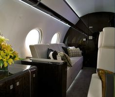 The Gulfstream G650ER - UnnamedProject