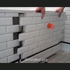 How To Do A Tiled Access Panel Tub Frame Home Hall Bath
