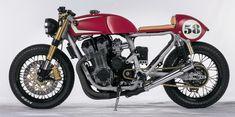 Honda CB750 Seven Fifty Cafe Racer #motorcycles #motos #caferacer | caferacerpasion.com