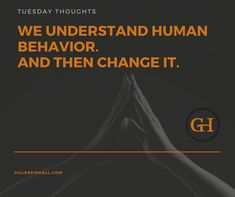 Human Behavior, Social Media Content, Change, Thoughts, Ideas