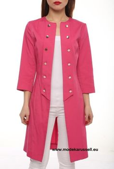 Trench Coat Helena Pink