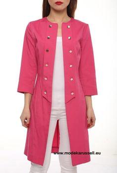 Trench Coat Helena Pink