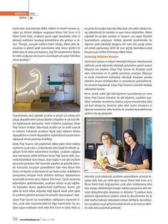 Sektörüm dergisi Mart2017 sayısında Gönye Tasarım Çocuk Odaları...