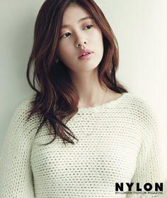 Jung So Min Nylon Magazine February Issue Jung So Min, Asian Actors, Korean Actresses, Korean Actors, Itazura Na Kiss, Korean Celebrities, Beautiful Celebrities, Hwang Jin Uk, Lee Joon