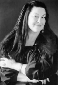 Jamie Sams    A shamaness of  Cherokee and Seneca decent and a person of power & wisdom.   Her writings as a healer contain incredible depth and beauty ... her Medicine Cards are  a good source of learning about oneself. I  have grown much through her Native American tutelage and generous sharing  of the indigenous vision.