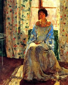 Sun Bath Charles W. Hawthorne Work details on Art Gallery Encyclopedia in English Art Gallery, American Art, Figure Painting, Painting Illustration, Painting, Art, Portrait Painting, Figurative Art, Art Themes