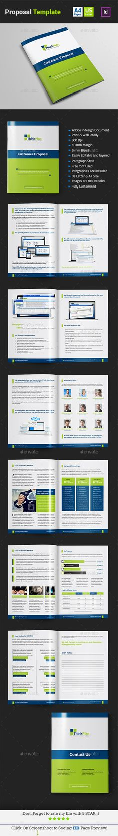 Sparrow - Creative Agency Proposal Template Proposal templates - best proposal templates