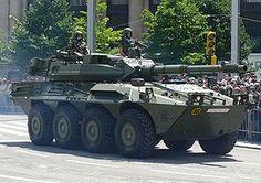 センタウロ装輪戦車