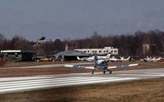 "#TravelTrivia:  Known as ""Cradle of Aviation"", the College Park Airport in Maryland is the world's oldest continually operated airport, and is the site for many significant aviation firsts. The facility was established in 1909 after Wilbur Wright came to the field to train two military officers to fly in the government's first aeroplane."
