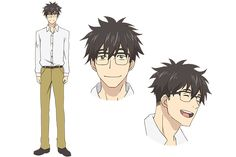 Aniplus HD Streams Sweetness and Lightning Anime's English-Subtitled Teaser Anime premieres July 5 a. (SIN), 45 minutes after Japanese broadcast Southeast Asian channel Aniplus HD began s. Sweetness And Lightning, Amaama To Inazuma, Tms Entertainment, Anime English, Slice Of Life Anime, All Anime, Tokyo Ghoul, Anime Characters, Character Design