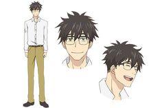 Harada Hiroki, Shin-Ei Animation, TMS Entertainment, Amaama to Inazuma, Inuzuka Kouhei