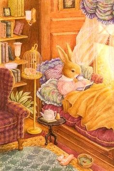 Chilly morning to ya! This is how I wish I could spend today...:)...after Christmas definitely :-)