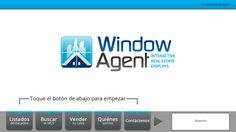 Real Estate Interactive Touch Screen Language Translation, WindowAgent