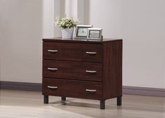 Wholesale Interiors Mason Finish Wood 3 Drawer Storage Chest Oak Brown ** Visit the image link more details.-It is an affiliate link to Amazon. #ChestDrawers