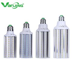 Bombillas LED Corn Bulb Lamp E26 E27 E40 30W 40W 50W 70W AC 85V-265V Lampada Aluminum LED Corn Light Bulbs SMD2835 LED Lamps