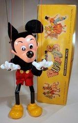 SHOP Yellow Boxed - The Vintage Pelham Puppet Shop