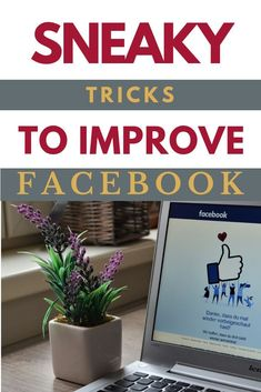 Bloggers need to use Facebook daily to keep up with their readers, but I've got some sneaky tips to improve Facebook so it's not so AWFUL to use. #socialmediatools #facebookhacksandtips #facebookstrategy #facebooktherightway #facebookfollowtrick ##HelpforNewBloggers