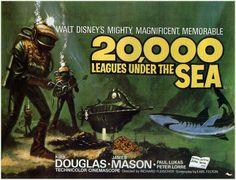 20,000 Leagues Under the Sea (Diving Suit)