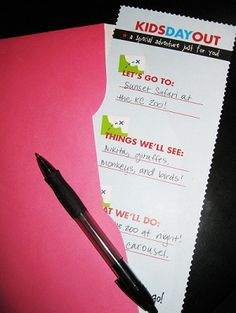 Free printable for a really fun stocking stuffer for your kids!