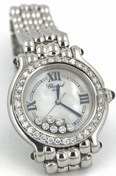 Chopard watch BLESSED TO HAVE IT!